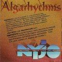 NATIONAL YOUTH JAZZ ORCHESTRA Algarhythms album cover
