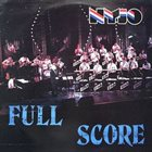 NATIONAL YOUTH JAZZ ORCHESTRA Full Score album cover