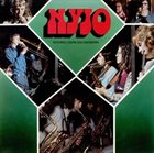 NATIONAL YOUTH JAZZ ORCHESTRA N.Y.J.O. album cover