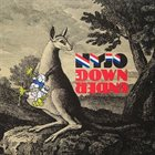 NATIONAL YOUTH JAZZ ORCHESTRA NYJO Down Under album cover