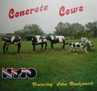 NATIONAL YOUTH JAZZ ORCHESTRA NYJO Featuring John Dankworth ‎: Concrete Cows album cover