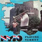 NATIONAL YOUTH JAZZ ORCHESTRA NYJO Playing Turkey album cover