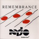 NATIONAL YOUTH JAZZ ORCHESTRA Remembrance album cover
