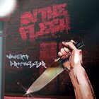 NAUGHTY PROFESSOR In The Flesh album cover