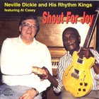 NEVILLE DICKIE Shout for Joy album cover