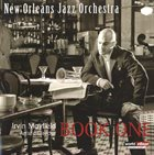 NEW ORLEANS JAZZ ORCHESTRA Book One (Artistic Director Irvin Mayfield) album cover