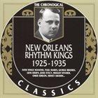 NEW ORLEANS RHYTHM KINGS 1925-1935 album cover