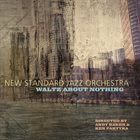NEW STANDARD JAZZ ORCHESTRA Waltz About Nothing album cover