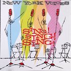 NEW YORK VOICES Sing! Sing! Sing! album cover