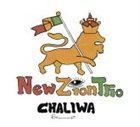 NEW ZION TRIO Chaliwa album cover
