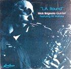 NICK BRIGNOLA L.A. Bound album cover