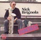 NICK BRIGNOLA Raincheck album cover
