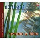 NICK BRIGNOLA Spring Is Here album cover