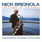 NICK BRIGNOLA The Flight of the Eagle album cover