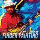 NICK COLIONNE Finger Painting album cover