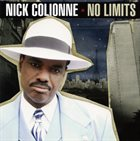 NICK COLIONNE No Limits album cover