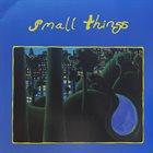 NICK HAKIM Nick Hakim, Roy Nathanson : Small Things album cover