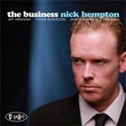NICK HEMPTON The Business album cover