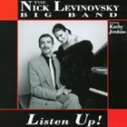 NICK LEVINOVSKY Listen Up! album cover