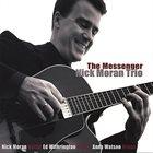 NICK MORAN The Messenger album cover