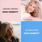 NICKI PARROTT Sakura Sakura / Summertime album cover