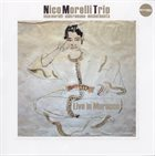 NICO MORELLI Live In Morocco album cover