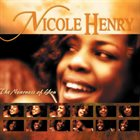 NICOLE HENRY The Nearness Of You album cover