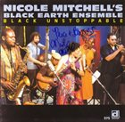 NICOLE MITCHELL Black Unstoppable album cover