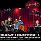 NIELS LAN DOKY / TRIO MONTMARTRE Celebrating Oscar Peterson & Niels-Henning Ørsted Pedersen - Live at Montmartre, January 23, 2011 album cover