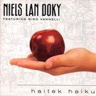 NIELS LAN DOKY / TRIO MONTMARTRE Haitek Haiku album cover