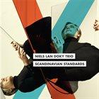 NIELS LAN DOKY / TRIO MONTMARTRE Scandinavian Standards album cover