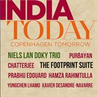 NIELS LAN DOKY The Footprint Suite (India Today - Copenhagen Tomorrow) album cover