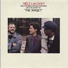NIELS LAN DOKY / TRIO MONTMARTRE The Target (with Niels-Henning Ørsted Pedersen And Jack De Johnette) album cover