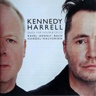 NIGEL KENNEDY Kennedy / Harrell : Duos For Violin & Cello album cover
