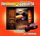 NIGEL KENNEDY Kennedy , Jaz Coleman : Riders On The Storm - The Doors Concerto album cover