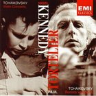 NIGEL KENNEDY Nigel Kennedy, Paul Tortelier - Tchaikovsky: Violin Concerto, Rococo Variations album cover