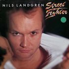 NILS LANDGREN Streetfighter album cover