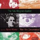 NILS WOGRAM New York Coversations (Featuring Kenny Werner) album cover