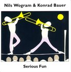 NILS WOGRAM Serious Fun album cover