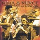 NIMA COLLECTIVE Live in London album cover