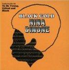 NINA SIMONE Black Gold album cover