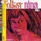 NINA SIMONE Folksy Nina album cover