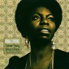 NINA SIMONE Forever Young, Gifted & Black: Songs of Freedom and Spirit album cover