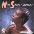 NINA SIMONE Let It Be Me album cover