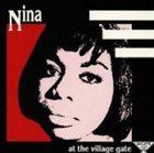 NINA SIMONE Nina Simone at the Village Gate album cover