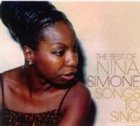 NINA SIMONE Songs to Sing: The Best of Nina Simone album cover