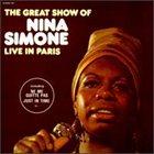 NINA SIMONE The Great Show of Nina Simone
