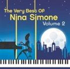 NINA SIMONE The Very Best of Nina Simone Volume 2 album cover