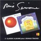 NINA SIMONE To Love Somebody / Here Comes the Sun album cover