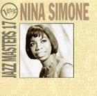 NINA SIMONE Verve Jazz Masters 17 album cover